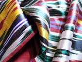 Oriental silk. — Stock Photo