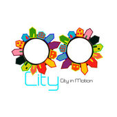 City — Vector de stock