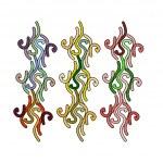 Ornament, pattern. — Stock Vector