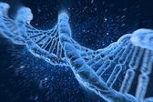 Dna molekülü — Stok fotoğraf