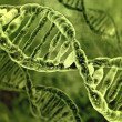 DNA background — Stock Photo #35659645