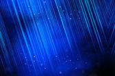 Schöne linie blauer hintergrund mit den partikeln — Stockfoto