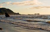 Coast of Sakhalin. — Stock Photo