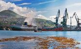 "Ferry ""Sakhalin"". — Stock Photo"