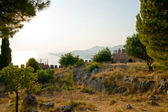 Alanya, Turkey. The view from the fortress. — Stock Photo