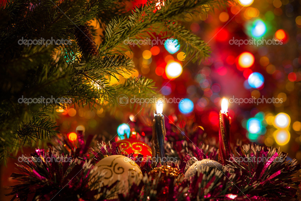 Merry Christmas and Happy New 2013  Year  Stock Photo #14916257