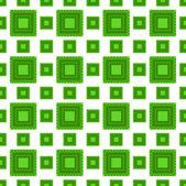 Creative green wallpaper — Stock Vector
