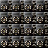 Ses sistemi — Stok Vektör