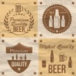 Beer web collection — Stock Vector #29730997
