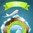 Travel icon — Stock Vector #29917319