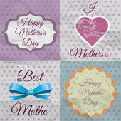 Happy mother's day — Vetorial Stock