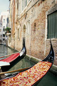 Foreshorting in Venice — Stock Photo