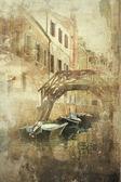 Vintage Venice — Stock Photo