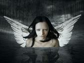 Essere angelico — Foto Stock