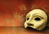 Theater mask — Stock Photo