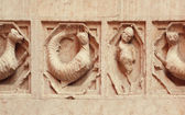 Bas relief — Stock Photo