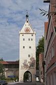 Memmingen-Ulmer Tor — Stock Photo