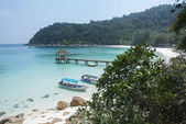Perhentian island beach — Photo