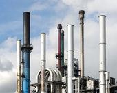 Industrial chimney — Stock Photo