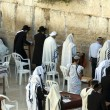Wailing wall jerusalem — Stock Photo #15279125