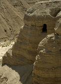 Israel desert near dead sea — Stock Photo
