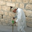 Beggar  in Jerusalem - Stock Photo