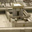 3th temple of jerusalem - Stock Photo