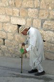 Beggar in Jerusalem — Stock Photo