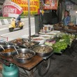 Thai rue des aliments — Photo