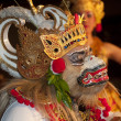 Bali dancing — Stock Photo