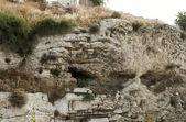 The original mountain Golgotha — Stock Photo