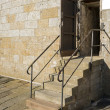 Stock Photo: Old staircase