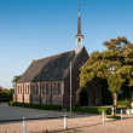 Church in Tinte Holland — Stock Photo