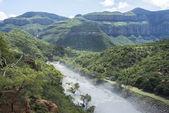 The swadini dam near the blyde river — Stock Photo