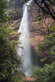 Lone creek falls waterfall near Sabie — Stock Photo