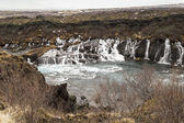Hraunfossar — Photo