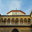 Moorish architecture in Seville - 