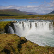 Godafoss waterfall - 