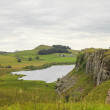 Hiking on the Hadrian wall - 