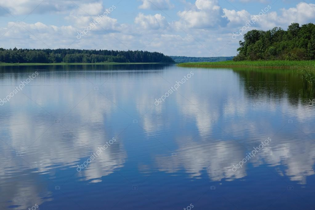 Lake Seliger. — Stock Photo #12123847