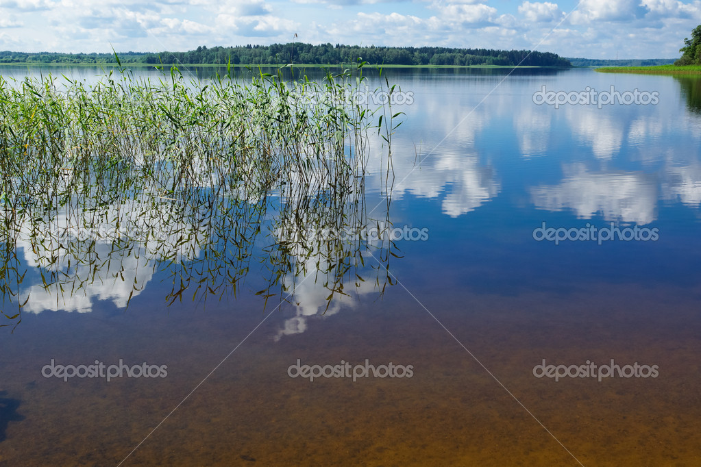 Lake Seliger. — Stock Photo #12123931