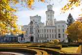 Czech castle — Stock Photo