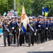 Parade in Sevastopol — Stock Photo