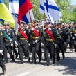 Parade in Sevastopol — Stockfoto