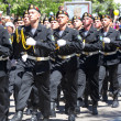 Parade in Sevastopol - Stock Photo
