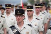 Festival orquestra militar — Foto Stock