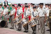 Askeri orkestra festivali — Stok fotoğraf