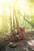Descente rider — Photo
