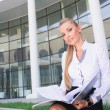 Business woman — Stock Photo #29962189