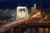 Budapest at the evening — Stockfoto